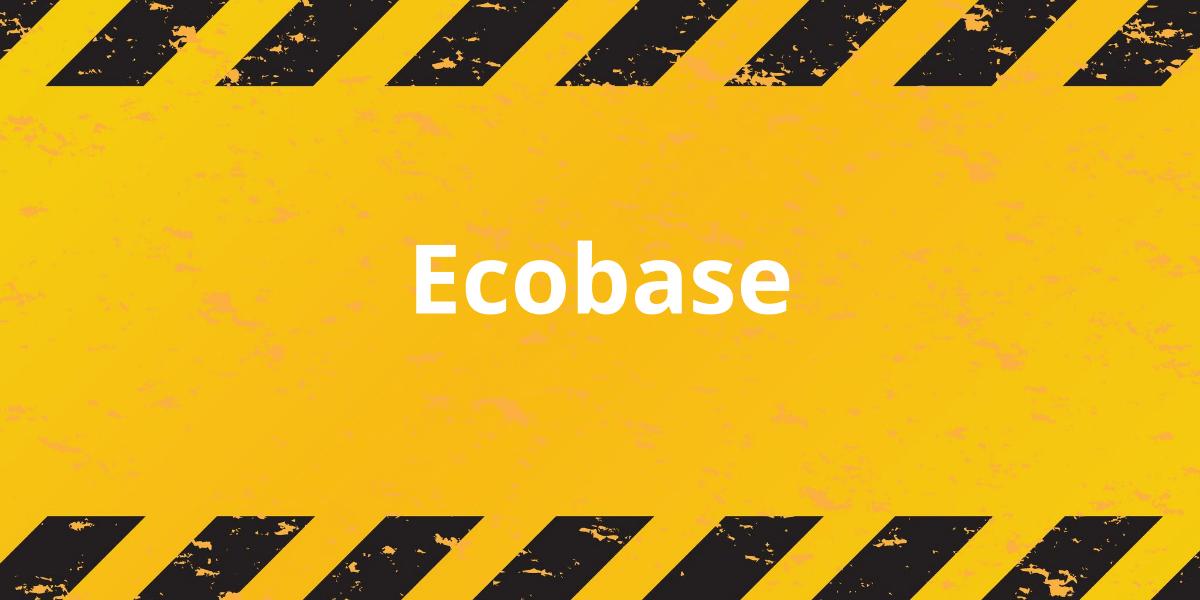 BLOG - Ecobase